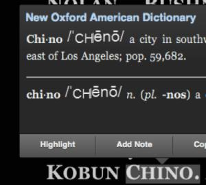 Kchino9